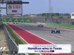 Формула-1. Льюис Хэмилтон вернул интригу в борьбе за титул, победив на `Гран-при США`