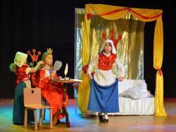 «Ералашка-2016»: В Нарве в десятый раз прошёл молодёжный фестиваль театральных миниатюр