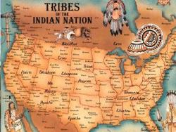 У здания посольства США в Эстонии пройдёт акция в поддержку индейцев Северной Америки