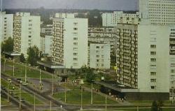 Мустамяэ - первый жилой микрорайон Таллина отмечающий 50-летие