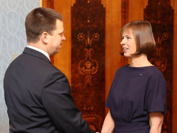 Смена власти: Юри Ратас получил от президента право на формирование правительства Эстонии