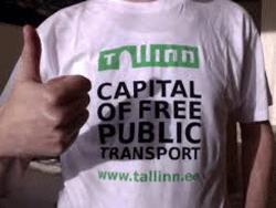 Власти Таллина продолжают развивать бесплатный для жителей общественный транспорт