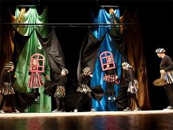 В Таллине состоится бесплатный показ спектакля по пьесе Шекспира `Ромео и Джульетта`