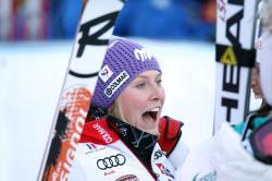 Горные лыжи. Француженка Тесса Ворли выиграла девятый этап Кубка мира в карьере