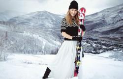 Горные лыжи. Американка Микаэла Шиффрин снова вне конкуренции в специальном слаломе