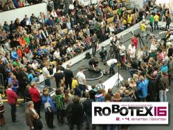 Фестиваль Robotex-2016 бьёт рекорды - 2700 участников, 912 роботов, 16000 зрителей