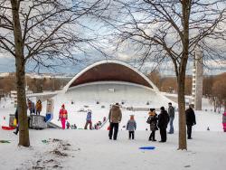 На Таллинском певческом поле с 16 по 18 декабря пройдёт рождественский фестиваль