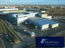 ЧП в типографии Printall оставило Эстонию 9 декабря без газет Еesti Paevaleht и Linnaleht