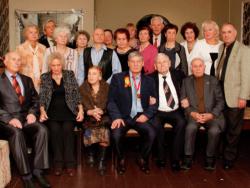 Руководитель Кохтла-Ярвеского Содружества ветеранов Валерия Тумко отметил своё 70-летие