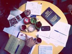Языковые кафе в Ласнамяэ: Глава района обещает продолжить мероприятия и в 2017 году