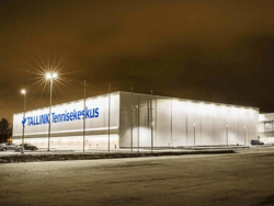 В столице Эстонии открылся новый крупнейший в стране теннисный центр Tallink