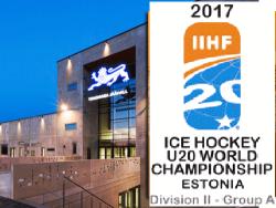 Хоккей. МЧМ-2017. Сборная Литвы вышла в первый дивизион. Эстония - четвёртая.