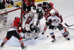 НХЛ-2016/17. Куда катятся `Лавины`, потерпевшие девять поражений в последних 11 матчах