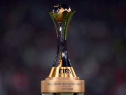 Футбол. Мадридский `Реал` во второй раз выиграл Клубный Чемпионат мира.