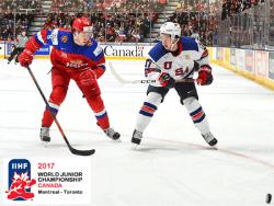 Хоккей. МЧМ-2017. Сборная США выиграла у России, датчане пробились в плей-офф