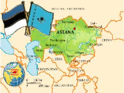 С начала 2017 года граждане Эстонии могут до месяца находиться в Казахстане без визы