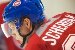 НХЛ-2016/17. Никита Щербак в дебютном матче первым же касанием открыл счет голам