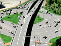 В Таллине начинаются работы по созданию многоуровневой развязки на перекрёстке Хааберсти