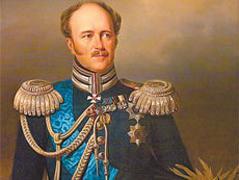 Александр Христофорович Бенкендорф