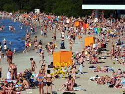 Променад и концертные площадки: К 2020 году таллинский пляж Пирита ждут большие перемены