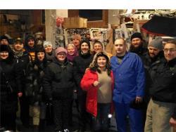 НКО `Добросвет` сформировало и отправило 14-й гуманитарный груз из Таллина на Донбасс