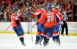 НХЛ-2016/17. `Вашингтон Кэпиталз` накануне `Матча звезд` возглавляет турнирную таблицу