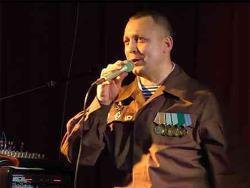 В малом зале таллинского ЦРК выступит автор-исполнитель из Санкт-Петербурга Андрей Лященко
