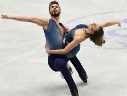 Фигурное катание. ЧЕ-2017. В танцы на льду снова лучшие французы Пападакис и Сизерон