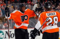 Хоккей. `Матч звезд НХЛ` выиграла команда Метрополитэн, титул MVP достался Уэйну Симмондсу