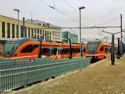 В 2016 году количество пассажиров на поездах эстонской железной дороги выросло на 5%