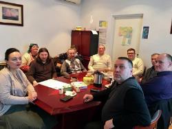 `Что такое Белоруссия сегодня?`: Политолог Алексей Дзермант в русском дискуссионном клубе