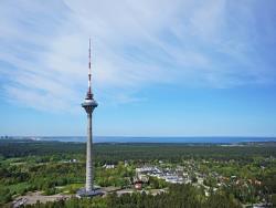 Всё для туризма и досуга: Таллинскую телебашню и её окрестности ожидают большие изменения
