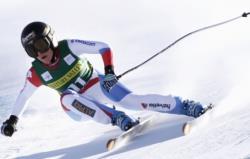 Горные лыжи. Чемпионами мира в супергиганте стали Николь Шмидхофер и Эрик Гуэй
