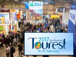 Крупнейшая туристическая выставка Прибалтики TOUREST-2017 ждёт гостей с 12 по 14 февраля