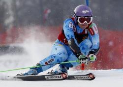 Горные лыжи. ЧМ-2017. Швейцарки сделали победный домашний дубль в суперкомбинации