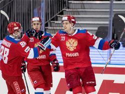 Выиграв Шведские хоккейные игры сборная России гарантировала себе победу в Евротуре