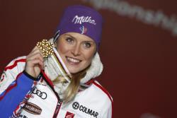 Горные лыжи. ЧМ-2017. Француженка Тесса Ворли выиграла второе `золото` в Санкт-Морице