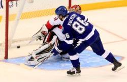 НХЛ-2016/17. Хет-трик Никиты Кучерова заставил капитулировать `Сенаторов Оттавы`