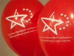 В Таллине прошёл конгресс Объединённой Левой партии Эстонии