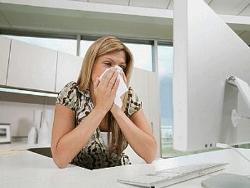 CV Keskus: Подавляющее большинство жителей Эстонии ходили на работу больными