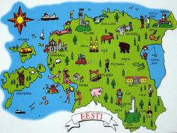 Департамент статистики: Носителей эстонского языка в Эстонии меньше, чем эстонцев