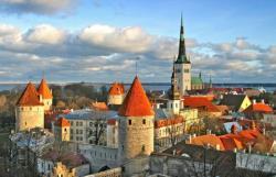 Эстония вошла в шестерку самых посещаемых стран туристами из России