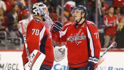 НХЛ-2016/17. `Столичные` первыми гарантировали место в плей-офф Кубка Стэнли
