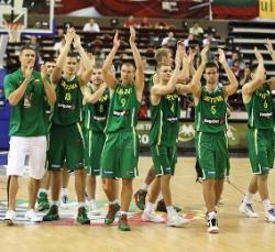 Чемпионат Европы по баскетболу-2011:  Хозяева и ещё три команды идут дальше