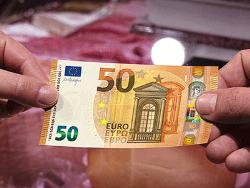 В Эстонии появится новая 50-евровая купюра: Особенности и степени защиты