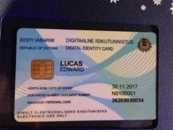 Граждане Великобритании всё активнее получают статус электронного гражданина Эстонии