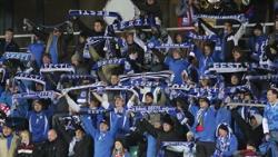 Футбол. Сборная Эстонии в товарищеском матче разгромила команду Хорватии