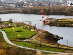 Месячник благоустройства в Таллине в 2017 году начнётся с уборки на территории парка Паэ