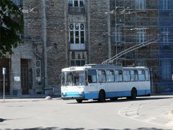Троллейбус до Копли уходит в историю: Вместо `девятки` по Таллину пойдёт автобус номер 72