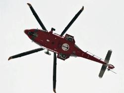 Полиция Эстонии просит власти увеличить свой вертолётный парк до четырёх единиц